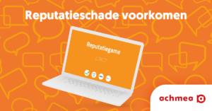 Achmea | Reputatieschade | e-Learning | UP learning