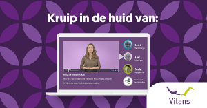 Vilans | e-Learning | Interactieve video | UP learning