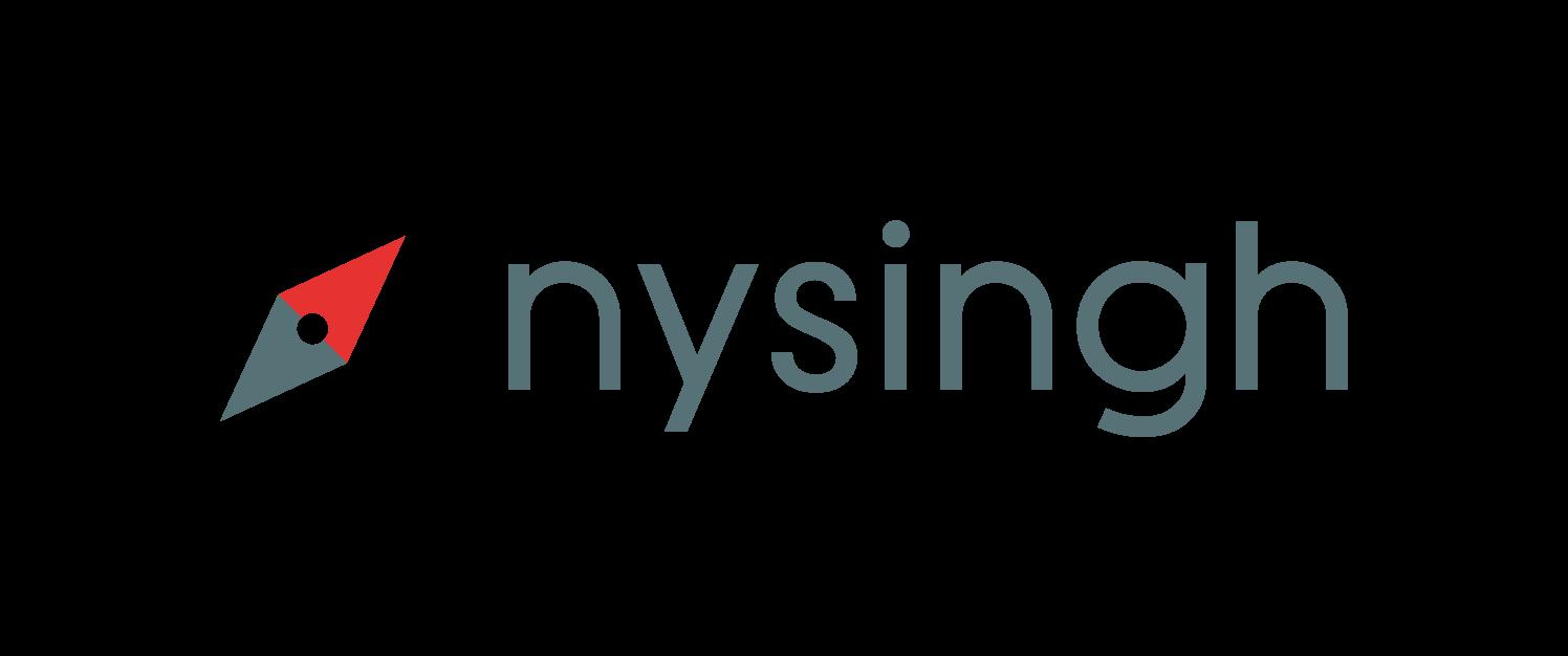 Nysingh logo liggend   UP learning